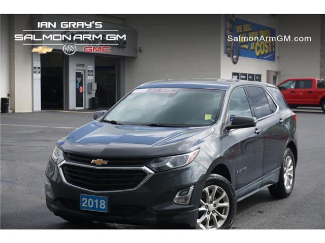 2018 Chevrolet Equinox 1LT (Stk: P3762) in Salmon Arm - Image 1 of 10