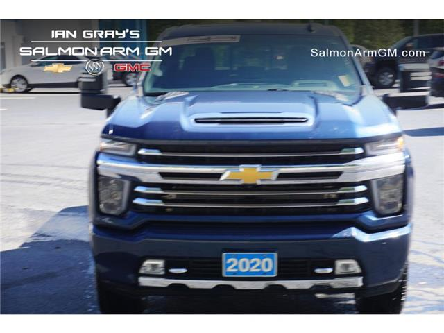 2020 Chevrolet Silverado 3500HD High Country (Stk: P3774) in Salmon Arm - Image 1 of 11
