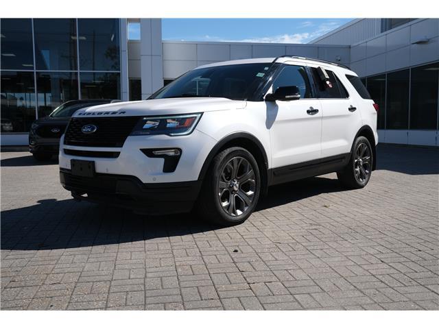 2018 Ford Explorer Sport (Stk: 2104741) in Ottawa - Image 1 of 18