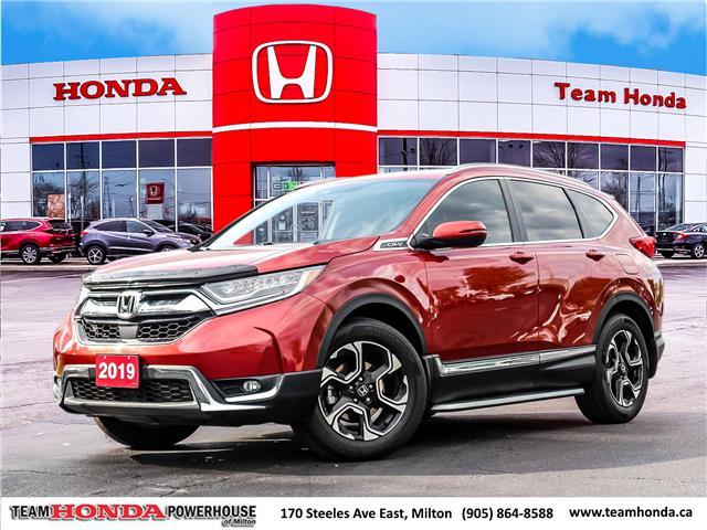 2019 Honda CR-V Touring (Stk: 3991) in Milton - Image 1 of 30