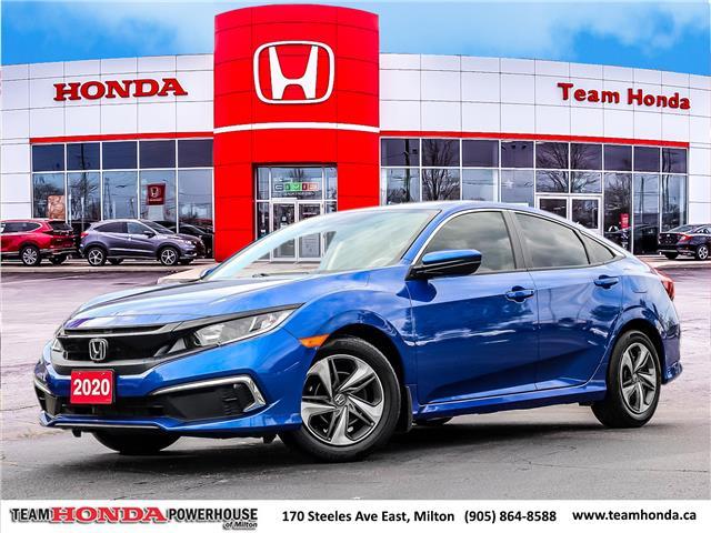 2020 Honda Civic LX (Stk: 3996) in Milton - Image 1 of 28