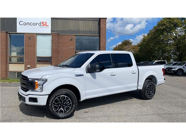 2020 Ford F-150 XLT (Stk: C6442) in Concord - Image 1 of 5