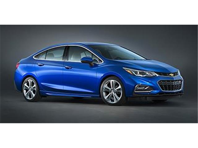2017 Chevrolet Cruze LT Auto (Stk: NW44031) in St. John\'s - Image 1 of 1