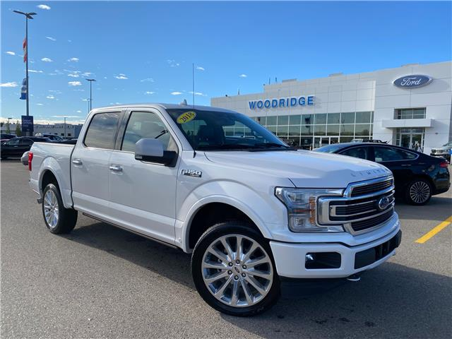 2018 Ford F-150 Limited (Stk: T30881) in Calgary - Image 1 of 25