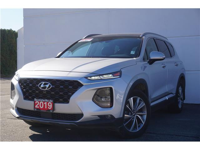 2019 Hyundai Santa Fe  (Stk: P21-136A) in Vernon - Image 1 of 22