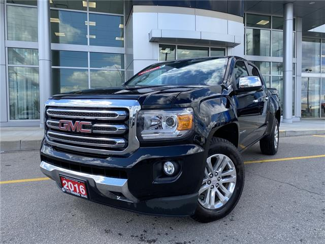 2016 GMC Canyon SLT (Stk: N15506) in Newmarket - Image 1 of 28