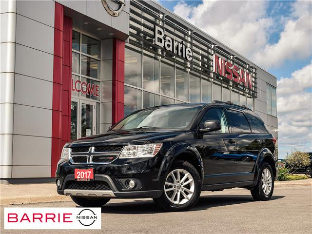 2017 Dodge Journey SXT (Stk: 21343A) in Barrie - Image 1 of 26