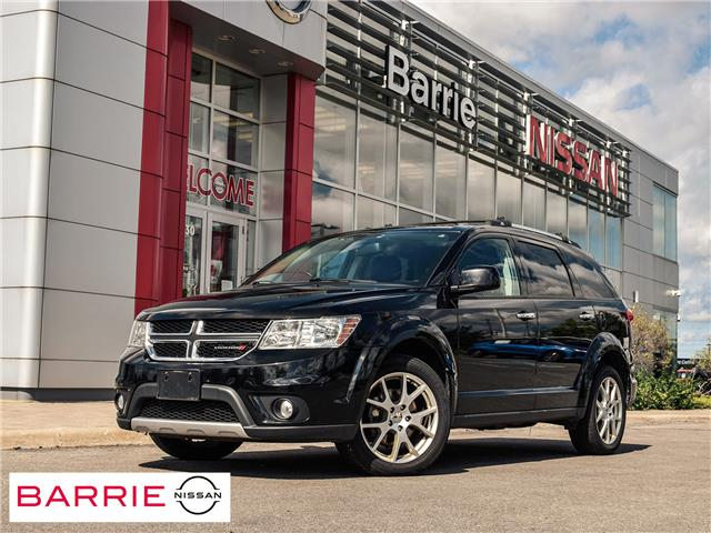2016 Dodge Journey R/T (Stk: 21457A) in Barrie - Image 1 of 9