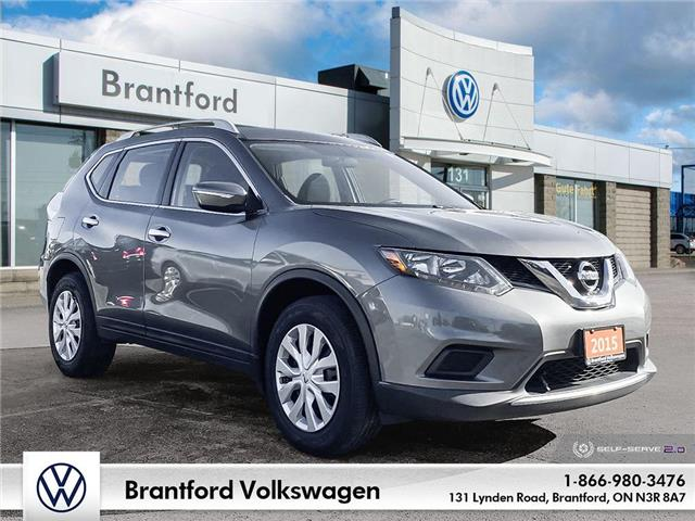 2015 Nissan Rogue S (Stk: TA22704A) in Brantford - Image 1 of 26