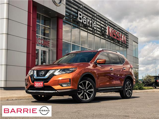 2017 Nissan Rogue  (Stk: P4887) in Barrie - Image 1 of 30