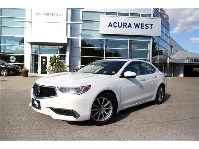 2018 Acura TLX Tech (Stk: 7503A) in London - Image 1 of 28