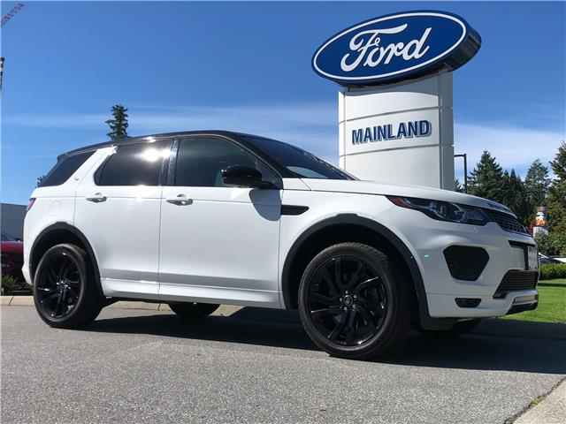 2019 Land Rover Discovery Sport HSE LUXURY (Stk: 21F10160A) in Vancouver - Image 1 of 27