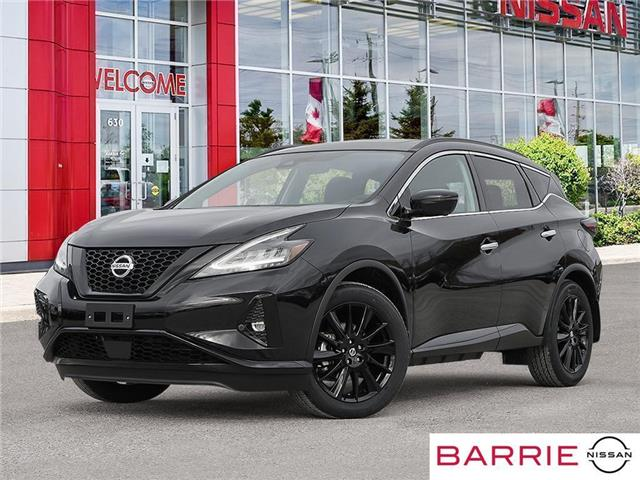2021 Nissan Murano Midnight Edition (Stk: 21068) in Barrie - Image 1 of 23