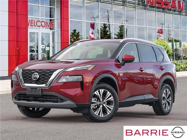2021 Nissan Rogue SV (Stk: 21098) in Barrie - Image 1 of 23