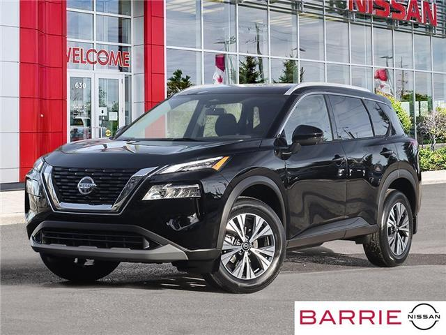 2021 Nissan Rogue SV (Stk: 21244) in Barrie - Image 1 of 23