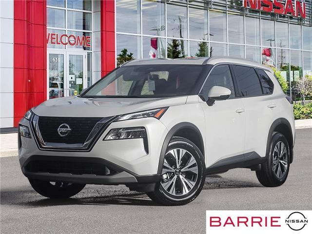2021 Nissan Rogue SV (Stk: 21305) in Barrie - Image 1 of 23