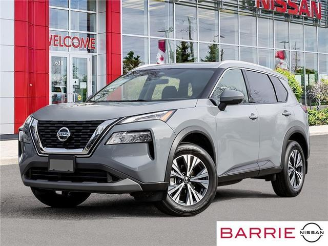 2021 Nissan Rogue SV (Stk: 21313) in Barrie - Image 1 of 23