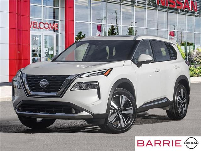 2021 Nissan Rogue Platinum (Stk: 21491) in Barrie - Image 1 of 23
