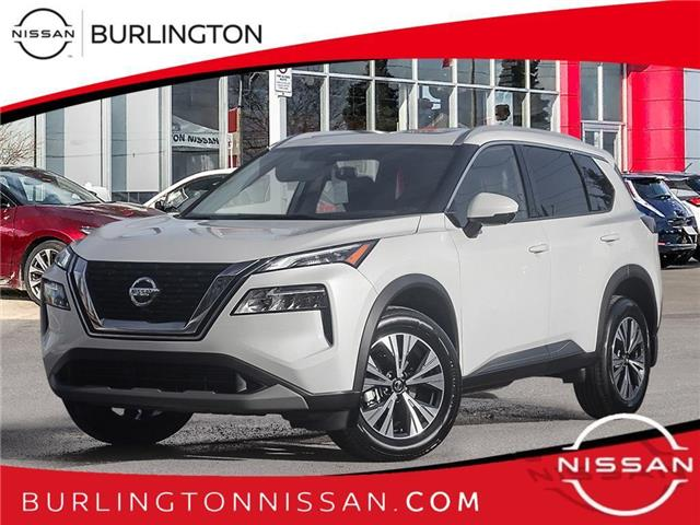 2021 Nissan Rogue SV (Stk: B3193) in Burlington - Image 1 of 23
