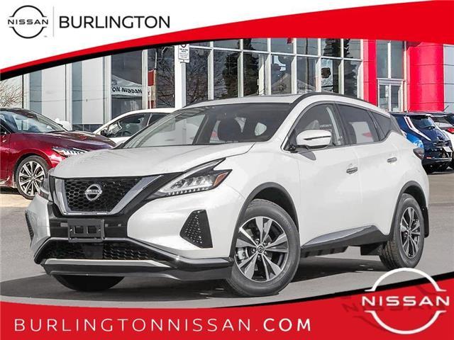 2021 Nissan Murano SV (Stk: B7057) in Burlington - Image 1 of 23
