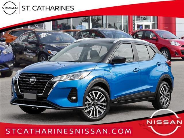 2021 Nissan Kicks SV (Stk: KI21089) in St. Catharines - Image 1 of 23