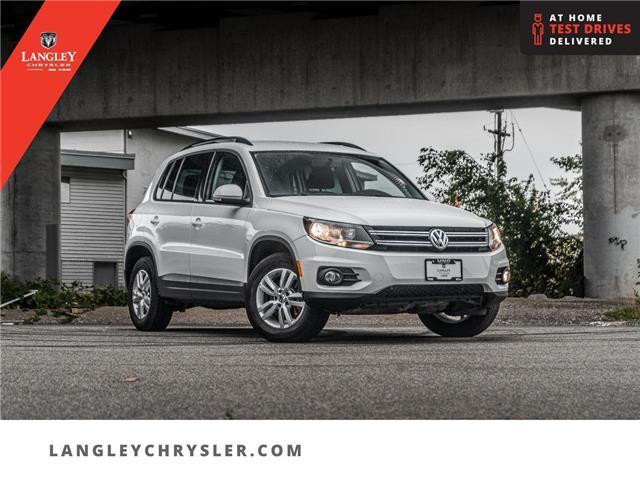 2015 Volkswagen Tiguan Trendline (Stk: M743004A) in Surrey - Image 1 of 26