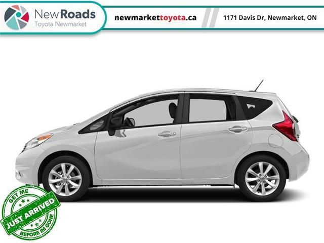 Used 2015 Nissan Versa Note 1.6 S  - Newmarket - Newmarket Toyota