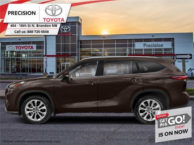 2021 Toyota Highlander Platinum (Stk: 21473) in Brandon - Image 1 of 1
