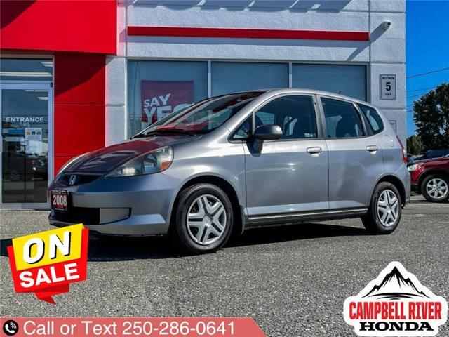 2008 Honda Fit LX (Stk: US809340) in Campbell River - Image 1 of 22