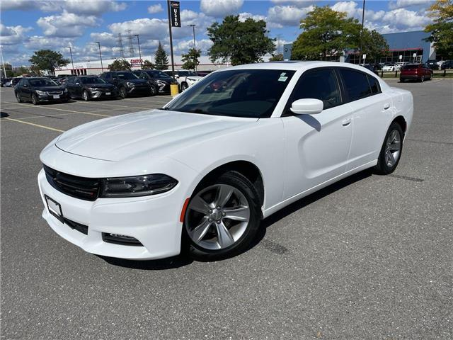 2016 Dodge Charger SXT (Stk: E8753A) in Ottawa - Image 1 of 21