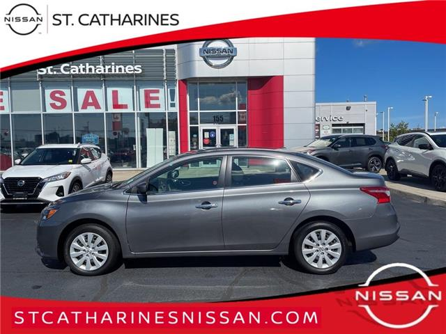 2017 Nissan Sentra 1.8 SV (Stk: P3051) in St. Catharines - Image 1 of 22