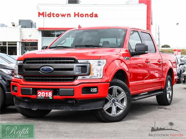 2018 Ford F-150 XLT (Stk: P15197) in North York - Image 1 of 26