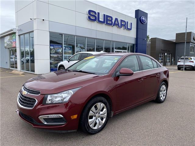 2016 Chevrolet Cruze Limited 1LT (Stk: SUB2897A) in Charlottetown - Image 1 of 10