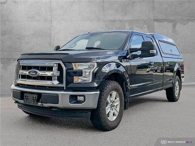 2016 Ford F-150 XLT (Stk: 21T109A) in Quesnel - Image 1 of 23