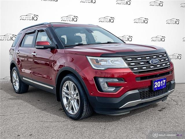2017 Ford Explorer Limited (Stk: 7185A) in St. Thomas - Image 1 of 30