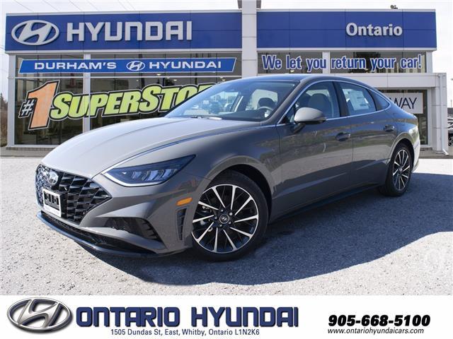 2021 Hyundai Sonata Luxury (Stk: 13-104817) in Whitby - Image 1 of 25