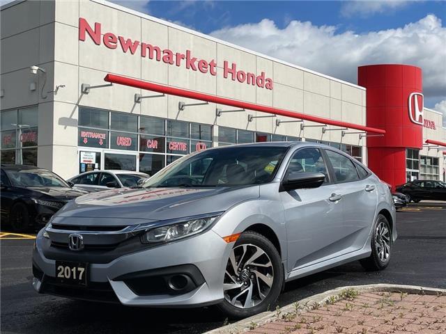 2017 Honda Civic EX (Stk: 22-2104A) in Newmarket - Image 1 of 21