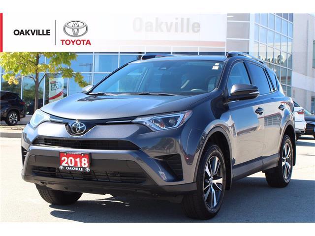 2018 Toyota RAV4 LE (Stk: P1873) in Oakville - Image 1 of 16