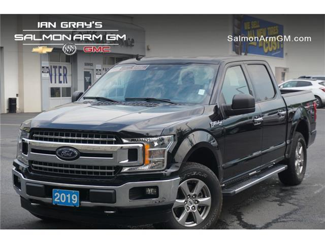 2019 Ford F-150  (Stk: P3744) in Salmon Arm - Image 1 of 28