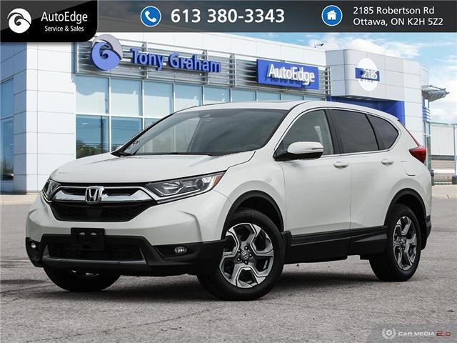 2018 Honda CR-V EX (Stk: A0928) in Ottawa - Image 1 of 27