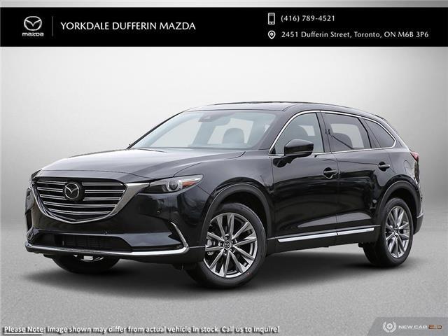 2021 Mazda CX-9 Signature (Stk: 211395) in Toronto - Image 1 of 23