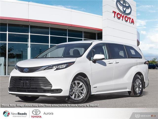 2021 Toyota Sienna LE 8-Passenger (Stk: 32883) in Aurora - Image 1 of 23