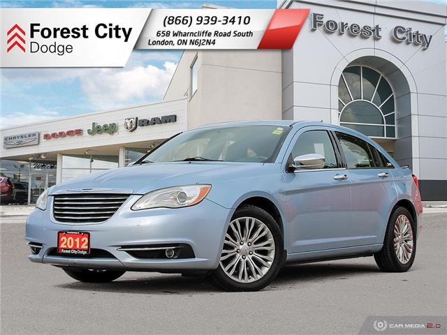 2012 Chrysler 200 Limited (Stk: DE0059A) in London - Image 1 of 30