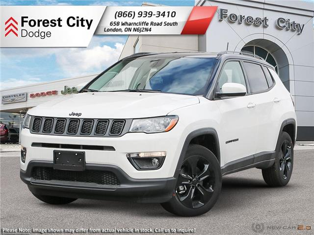 2021 Jeep Compass Altitude (Stk: 21-9018) in London - Image 1 of 22