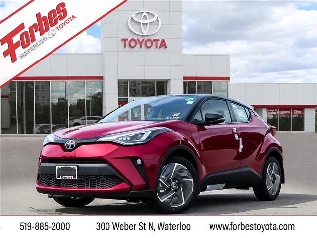 2021 Toyota C-HR  (Stk: 15592) in Waterloo - Image 1 of 18
