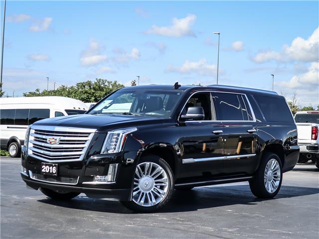 2016 Cadillac Escalade ESV Platinum (Stk: 219658A) in Burlington - Image 1 of 26