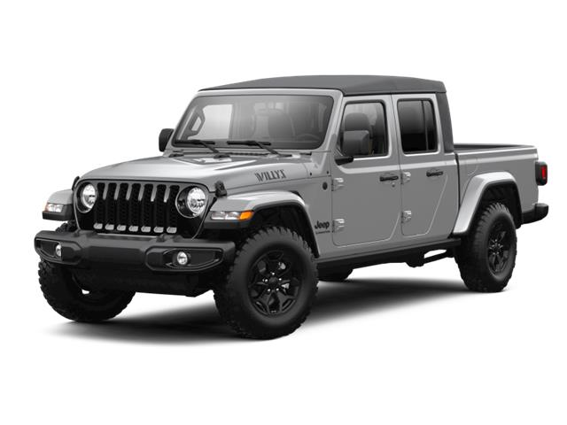 2021 Jeep Gladiator Sport S (Stk: ) in Cowansville - Image 1 of 1