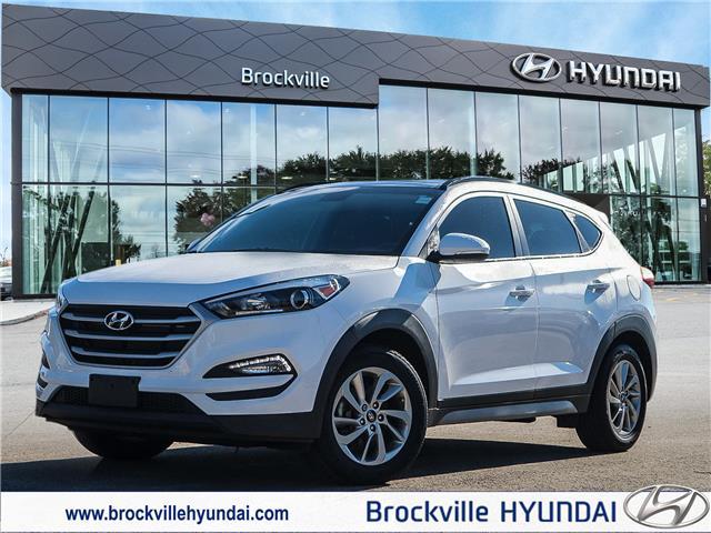 2018 Hyundai Tucson  (Stk: P7262) in Brockville - Image 1 of 30