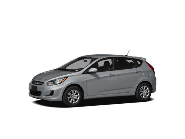 2012 Hyundai Accent  (Stk: P51886) in Newmarket - Image 1 of 1
