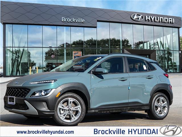 2022 Hyundai Kona 2.0L Preferred Special Edition (Stk: R22100) in Brockville - Image 1 of 24